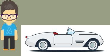 Anton will ein Auto kaufen - P2P Kredit