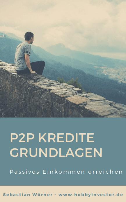 E-Book: P2P Kredite - Grundlagen