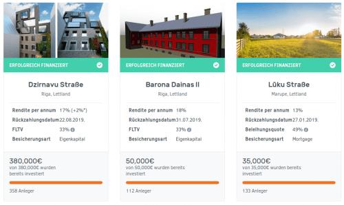 Immobilien Projekte Bulkestate