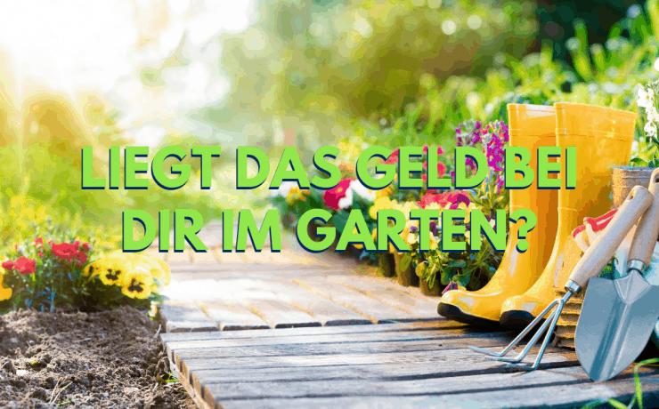Welche Rendite steckt in deinem Garten