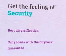 die sicherheiten bei invest and access
