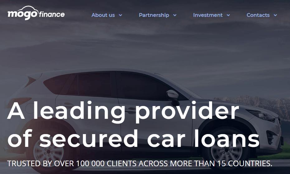 Mogo zählt zu den größten Kreditgebern auf Mintos und ist auf Autokredite spezialisiert