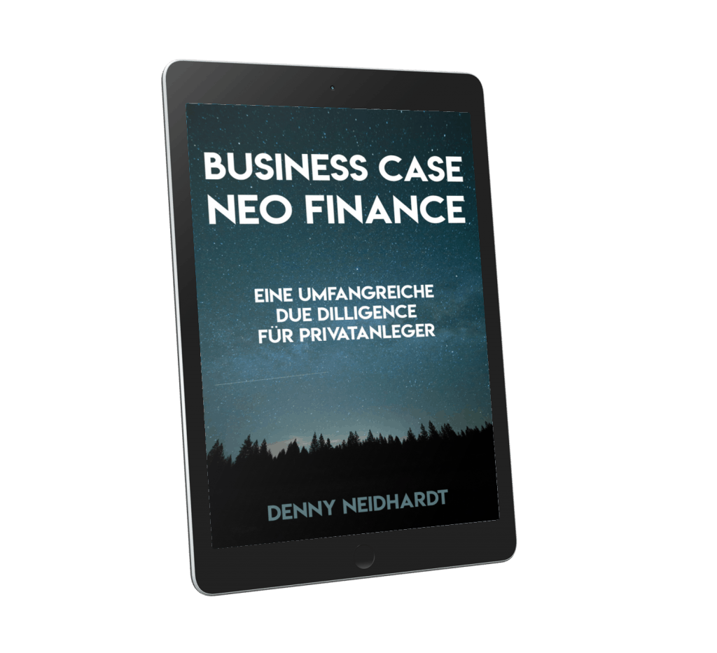 EBook NEO-Finance Gewnnspiel