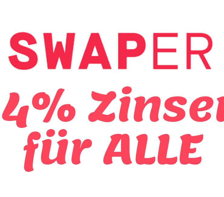 Swaper Promo Aktion