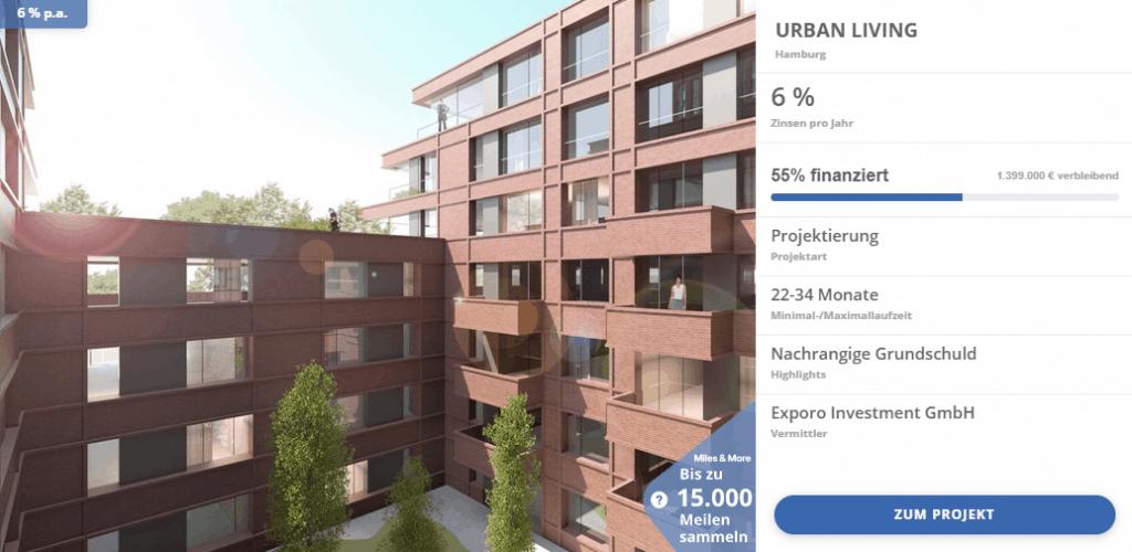 Urban-Living-Exporo-Finanzierung