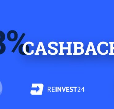 cashback bei reinvest24