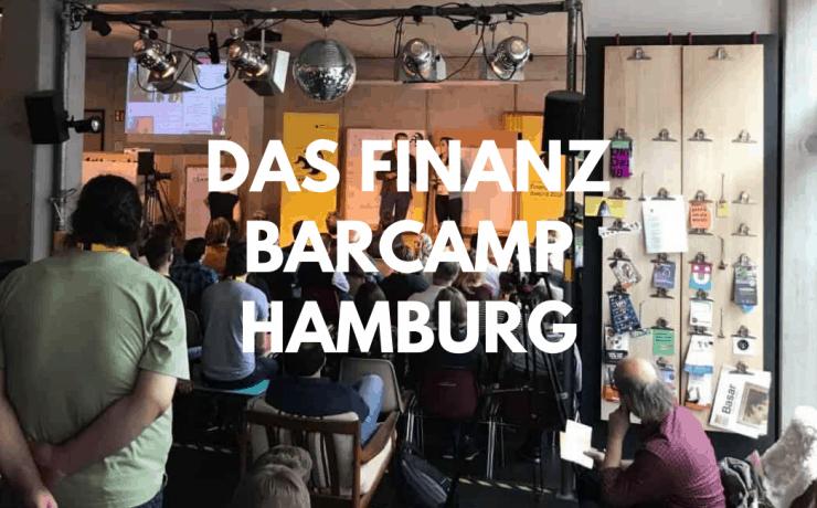 Das comdirect Finanzbarcamp in Hamburg
