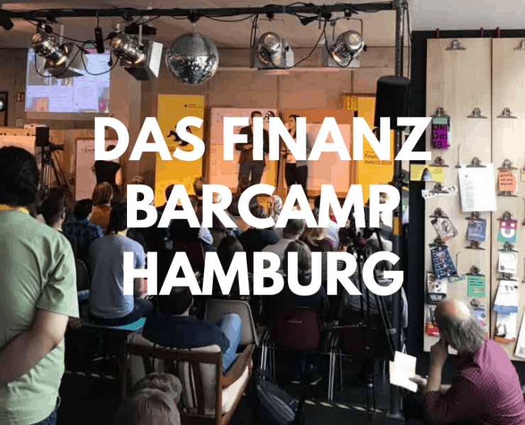 Das comdirect Finanzbarcamp in Hamburg