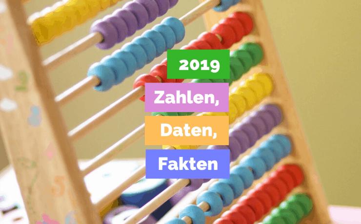 Das Jahr 2019 auf meinem Blog hobbyinvestor.de
