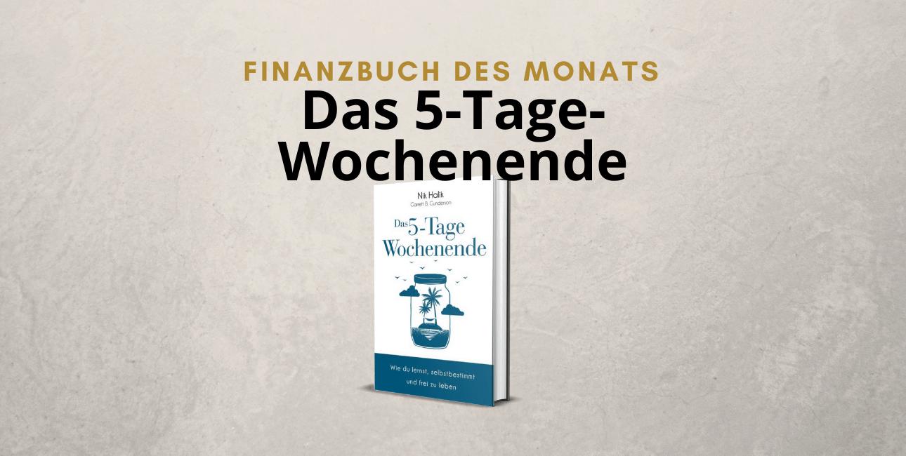 Buch Das 5-Tage-Wochenende Finanzbuch Verlag