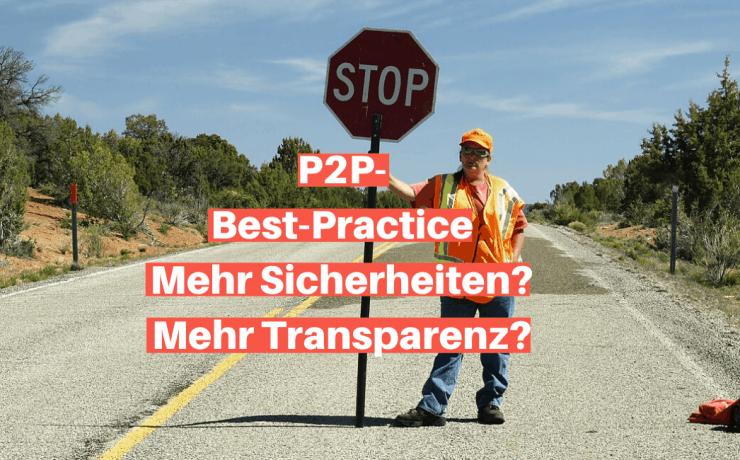P2P Best Practices FinanceEstonia