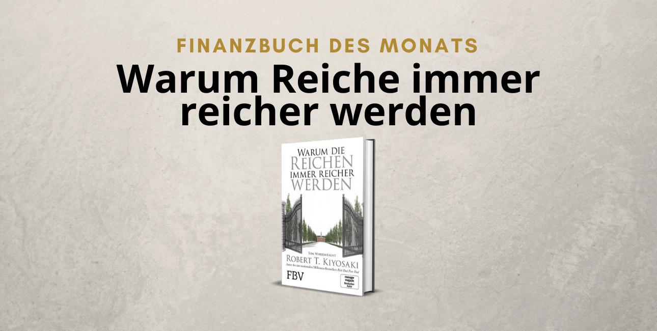 Finanzbuch Warum Reiche immer reicher werden