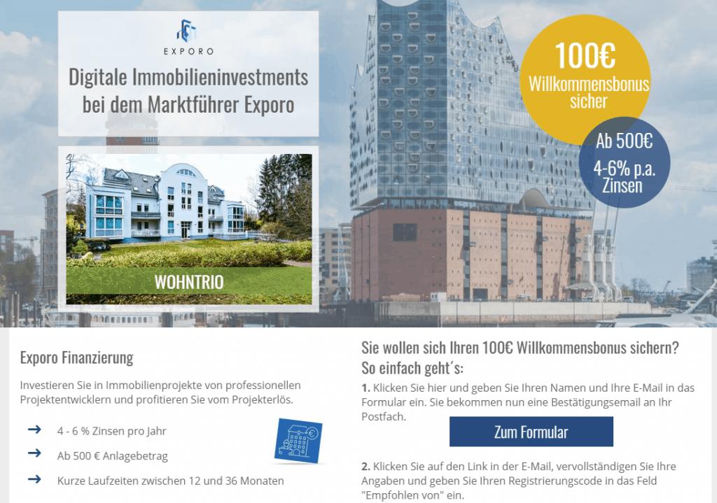 Sicherer-dir-deinen-100-Euro-Exporo-Bonus