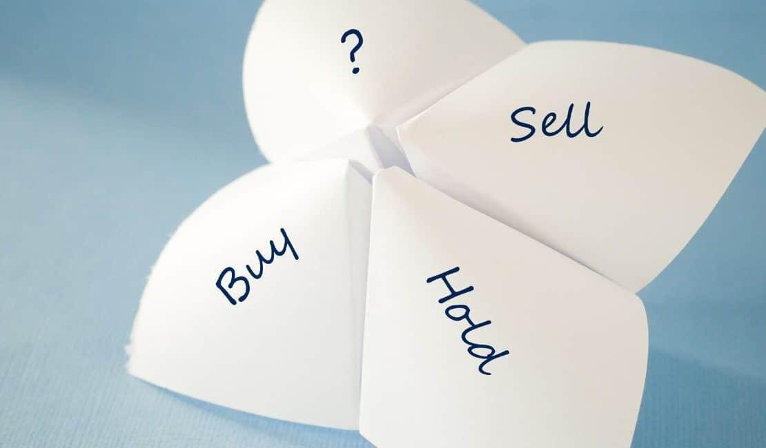 Die Buy and Hold Strategie und die Risiken