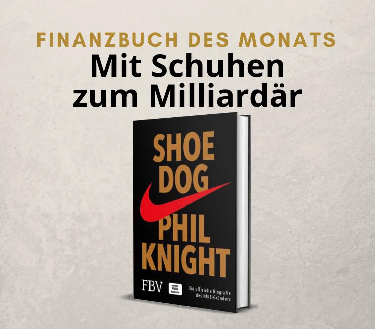 Buchrezension Shoe Dog Phil Knight