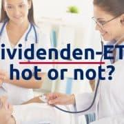 Dividenden ETF sinnvoll