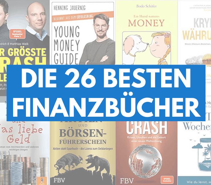 Die besten Finanzbücher