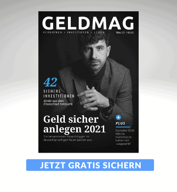 GELDMAG Magazin