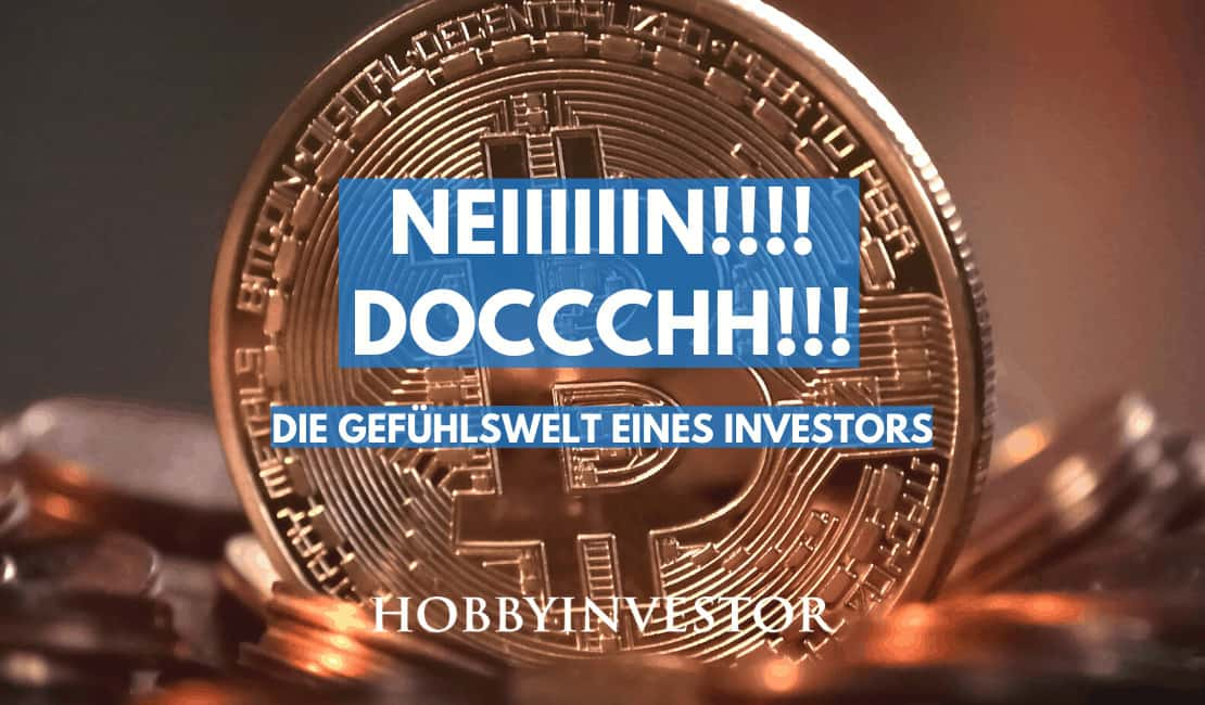 In Bitcoin investieren - meine Erfahrungen